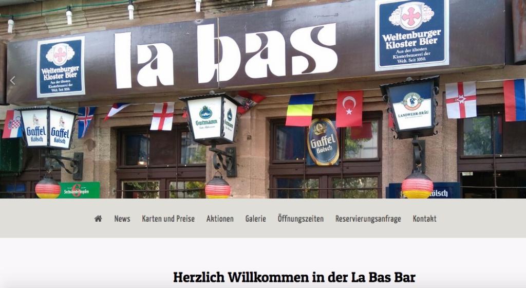 Bild zur Nachricht von La Bas