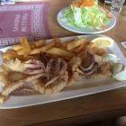 Foto zu Taverna Meteora im TSV Etting: Kalamari