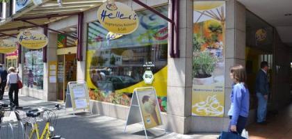 Bild von Heller's Vegetarisches Restaurant & Café