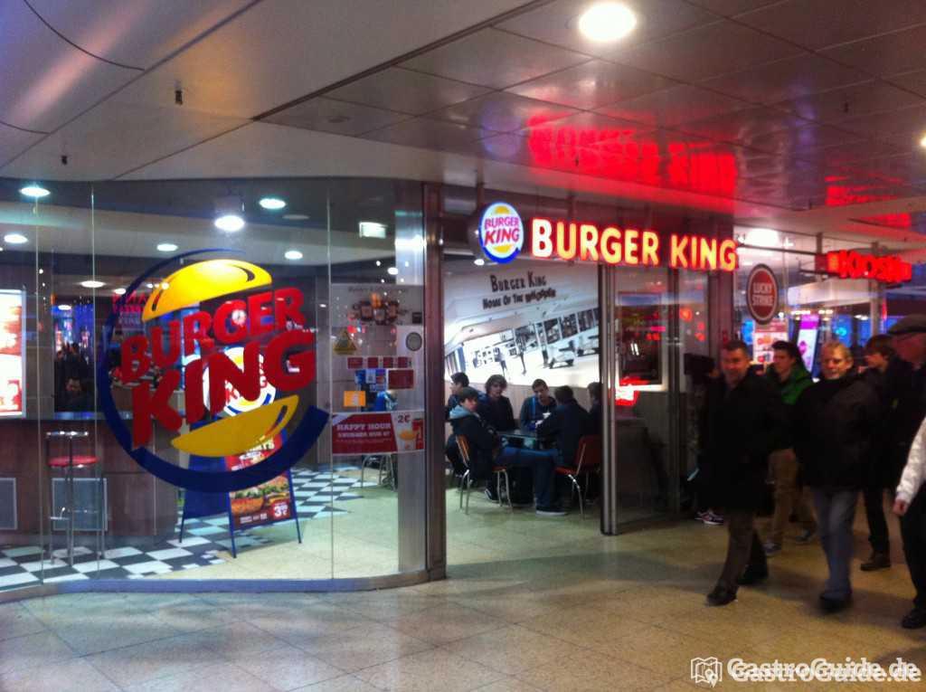 burger king schnellrestaurant take away in 30159 hannover. Black Bedroom Furniture Sets. Home Design Ideas
