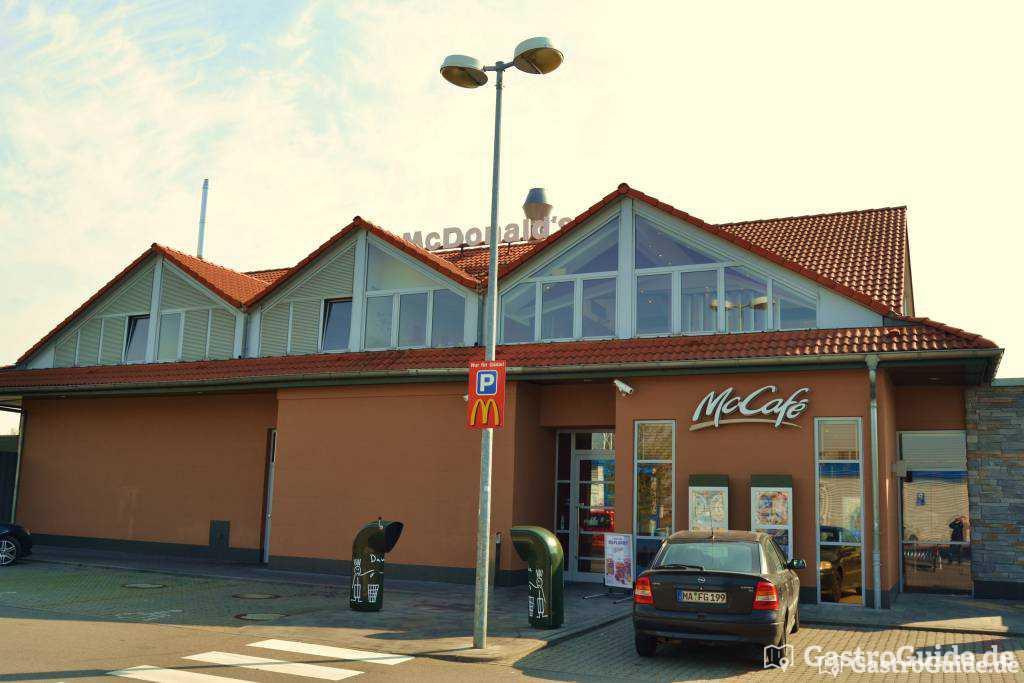 mcdonald 39 s schnellrestaurant take away in 68307 mannheim. Black Bedroom Furniture Sets. Home Design Ideas