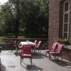 Terrasse zum Park