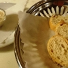 Andalusische Olivencreme mit Baguette