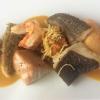 J.P.'s Fischteller mit provencalischer Ratatouille und Zitronengras-Curry-Soße