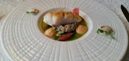 Bild von Burg Staufeneck · Gourmetrestaurant