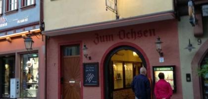Bild von Gasthaus Zum Ochsen