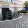 Eingang zum Restaurant und Märchenkuppel
