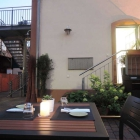 Foto zu Gaststätte Zur Krone: Außenbereich/Biergarten