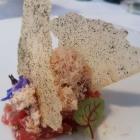 Foto zu Gaststätte Zur Krone: Thunfischtatar Miso geraspelte Foie Gras