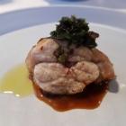 Foto zu Gaststätte Zur Krone: Kalbsbries mit Algentatar