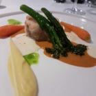 Foto zu Gaststätte Zur Krone: Pastinakencreme Karotten Seeteufel