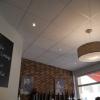 Blick im Restaurant