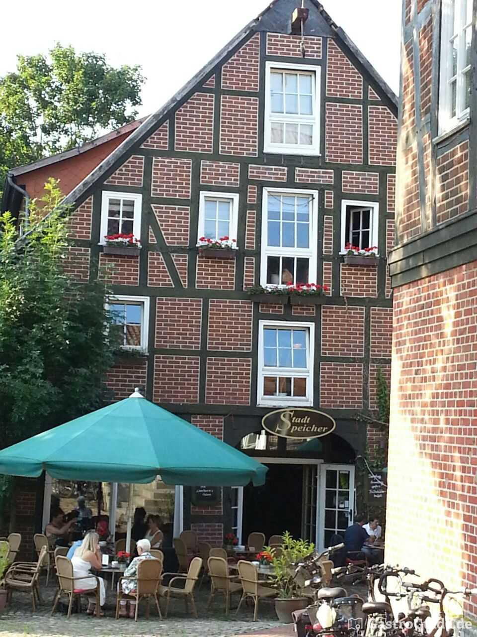 stadtspeicher restaurant biergarten in 27356 rotenburg w mme. Black Bedroom Furniture Sets. Home Design Ideas