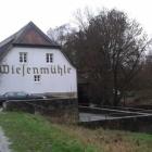 Foto zu Mühlenstube · Brauhaus Wiesenmühle: Wiesen Mühle