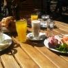 Frühstück für Zwei (ohne Getränke)