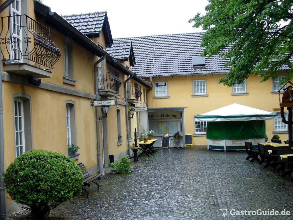 Haus Schlesien Restaurant Biergarten Tagungshotel