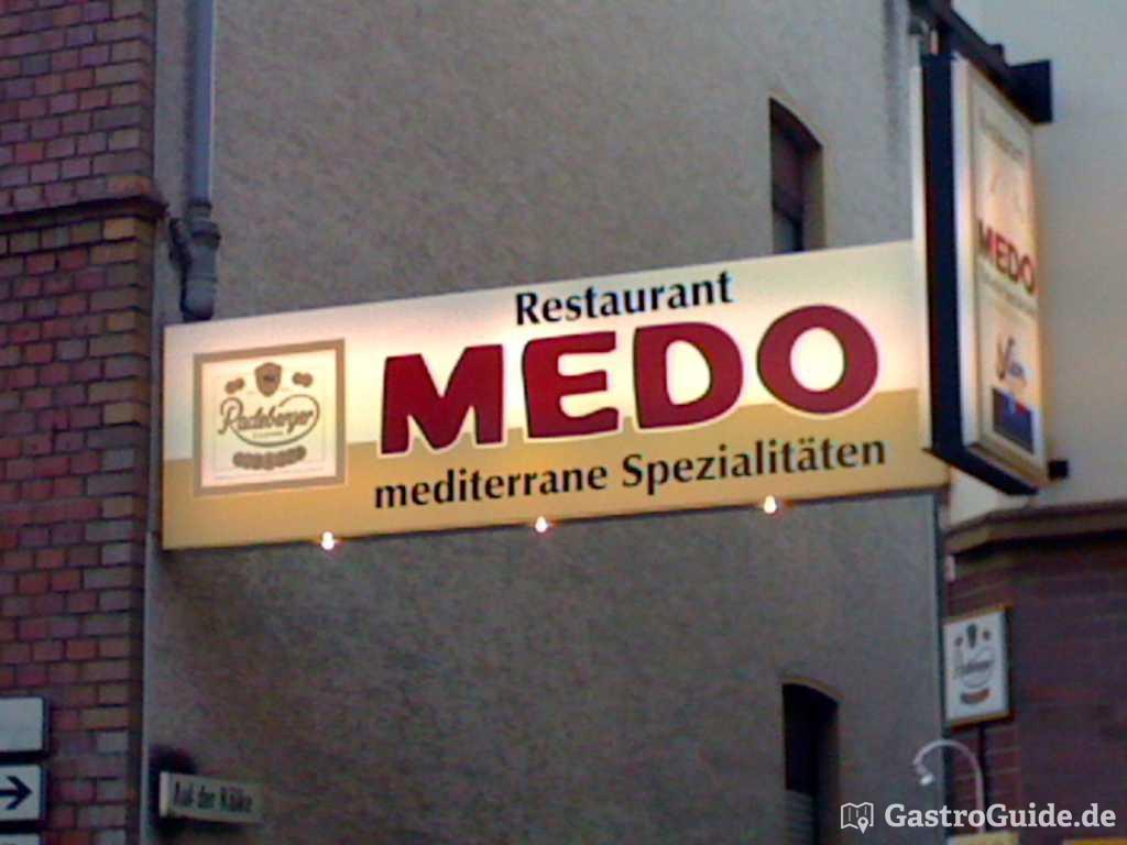 medo restaurant in 53721 siegburg. Black Bedroom Furniture Sets. Home Design Ideas