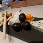 Foto zu Flavors · Sheraton Frankfurt Airport Hotel: Käseplatte