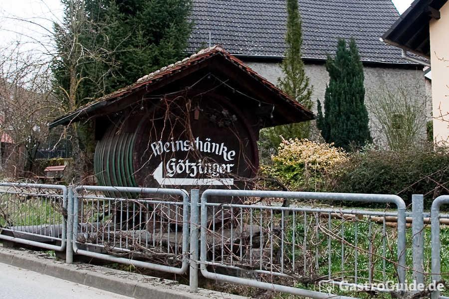 weinsch nke g tzinger restaurant weinstube in 64625 bensheim. Black Bedroom Furniture Sets. Home Design Ideas