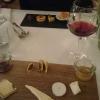 Käse und Süßes
