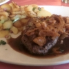 Goldener Hirsch Rumpsteak