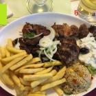 Foto zu Restaurant Zum Hirsch: gemischter Teller