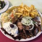 Foto zu Restaurant Zum Hirsch: Gyrosteller