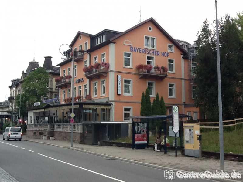 Hotel Bayerischer Hof Baden Baden