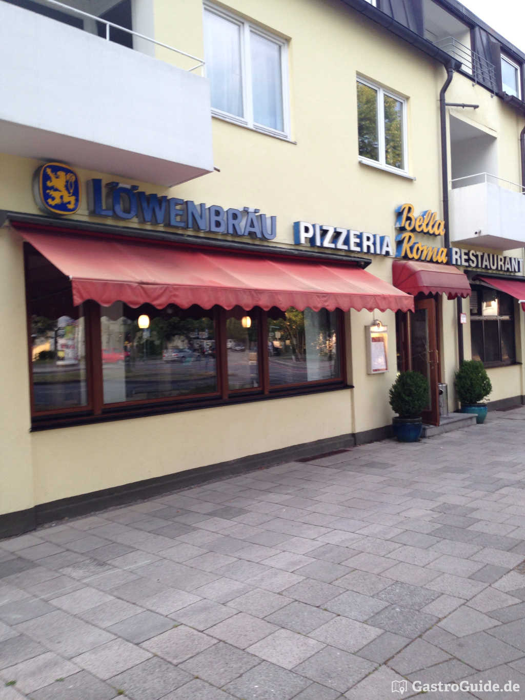 Bella roma restaurant in 81545 m nchen for Ristorante elle roma