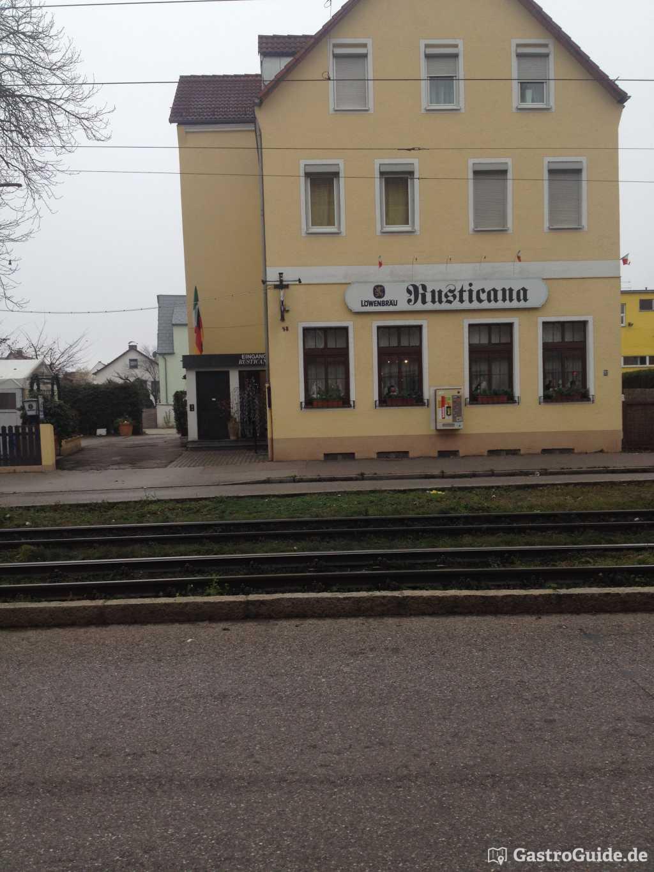 Rusticana Restaurant in 86165 Augsburg