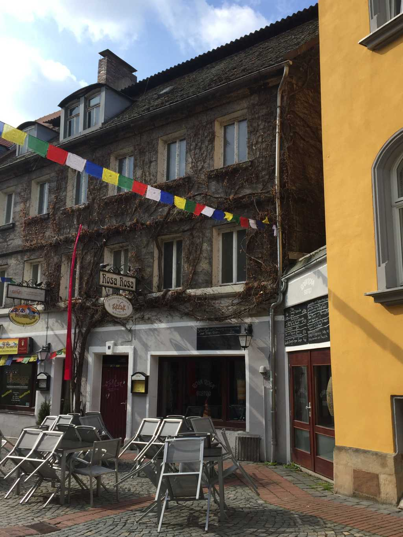 rosa rosa restaurant pub in 95444 bayreuth. Black Bedroom Furniture Sets. Home Design Ideas