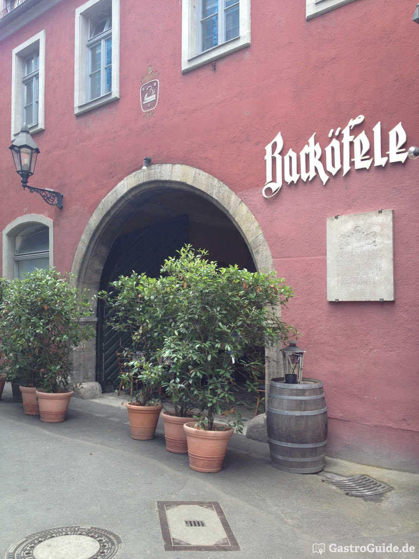 back fele restaurant in 97070 w rzburg altstadt. Black Bedroom Furniture Sets. Home Design Ideas