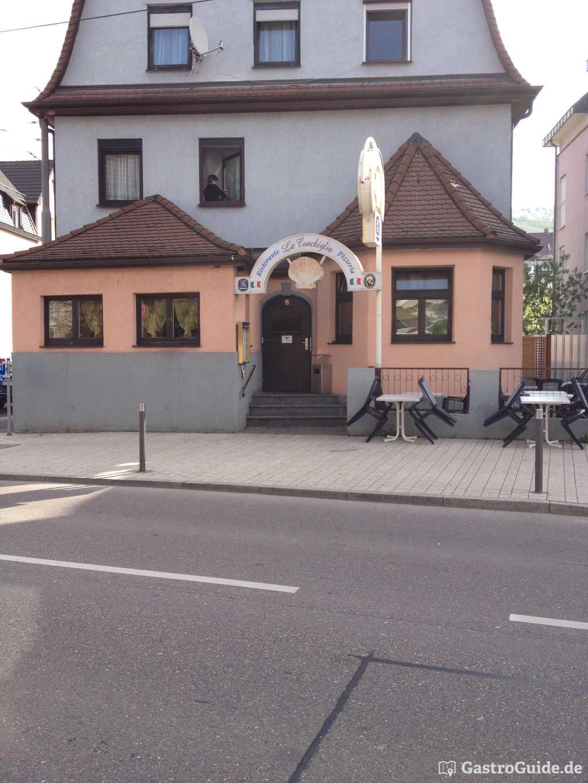 la conchiglia restaurant take away pizzeria in 73733 esslingen am neckar mettingen. Black Bedroom Furniture Sets. Home Design Ideas