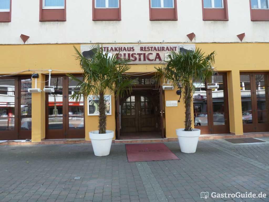 Steakhaus & Restaurant Rustica Restaurant in 58095 Hagen