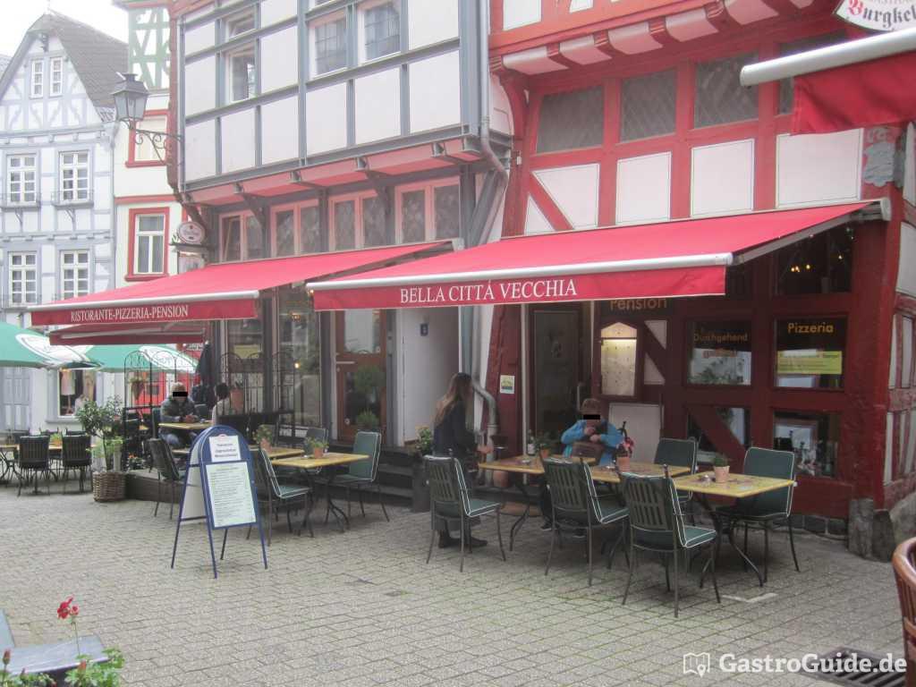 bella citt vecchia restaurant trattoria pizzeria in 65549 limburg an der lahn. Black Bedroom Furniture Sets. Home Design Ideas