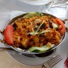 Foto zu Saaz: Bihrani mit Hühnerbrust