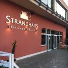 Foto zu Strandhaus Orange Blue: Eingang