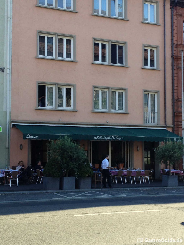 bella napoli restaurant pizzeria in 97070 w rzburg. Black Bedroom Furniture Sets. Home Design Ideas