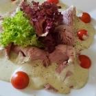 Foto zu Schaab-Louis: Vitello Hessisch mit grüner Soße
