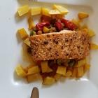 Foto zu Schaab-Louis: Lachs mit Gemüse