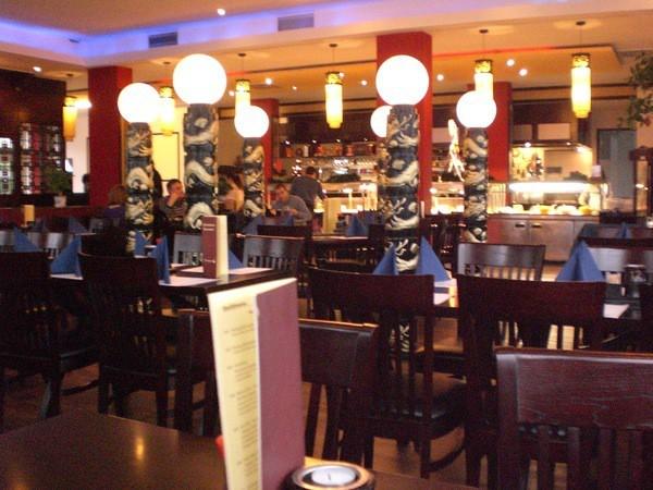 Yangste ist wirklich ein gutes restaurant hier fehlt es gastroguide for Gutes restaurant mannheim