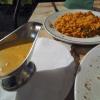 Metaxa Sauce + Reis