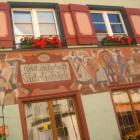 Foto zu Fidelisbäck: Malerische Aussenansicht