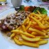 Schnitzel mit Pilzen