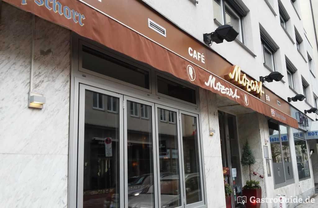 cafe mozart restaurant bar cafe in 80336 m nchen. Black Bedroom Furniture Sets. Home Design Ideas