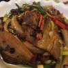 Schweinebauch mit Hoi-Sin-Sauce