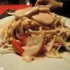 Italienischer Salat mit Hausdressing