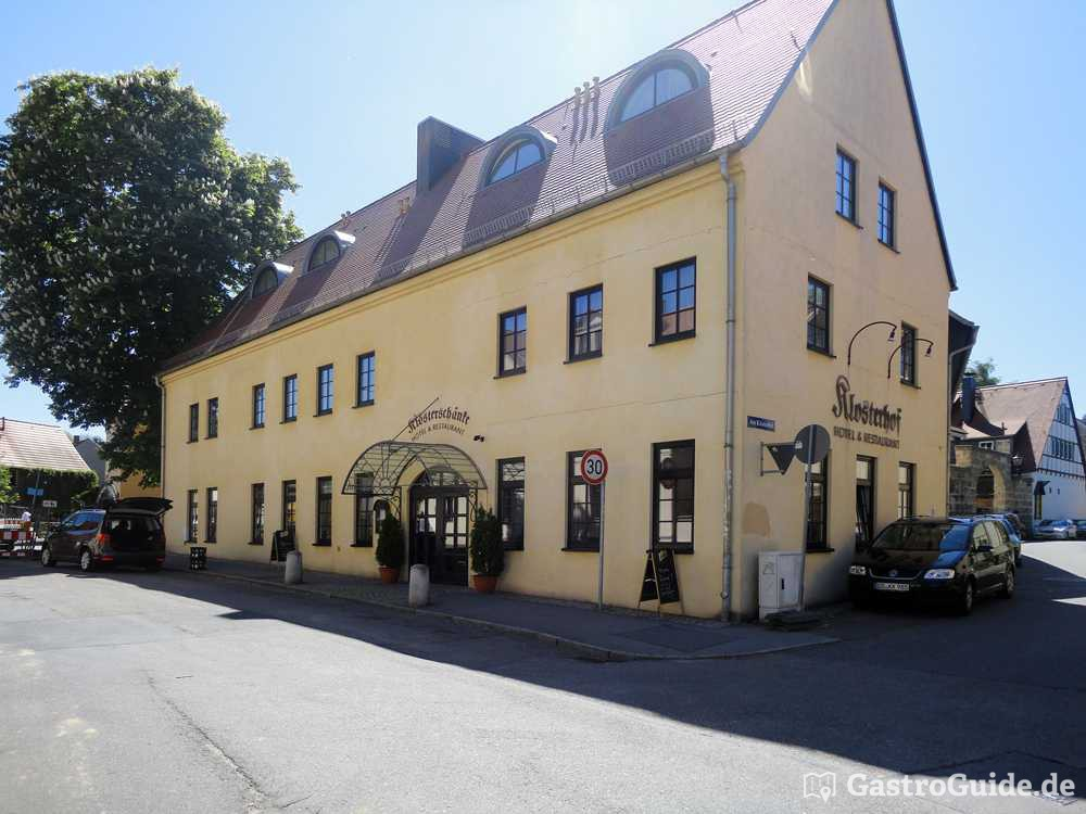 Hotel & Restaurant Klosterhof Restaurant, Hotel, Biergarten in 01219 ...