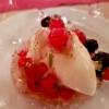 Pfirsich Holunderblüte Pistazie Champagner