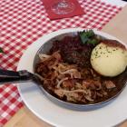 Foto zu Brauerei Gasthaus Lohhof: Entenpfännchen